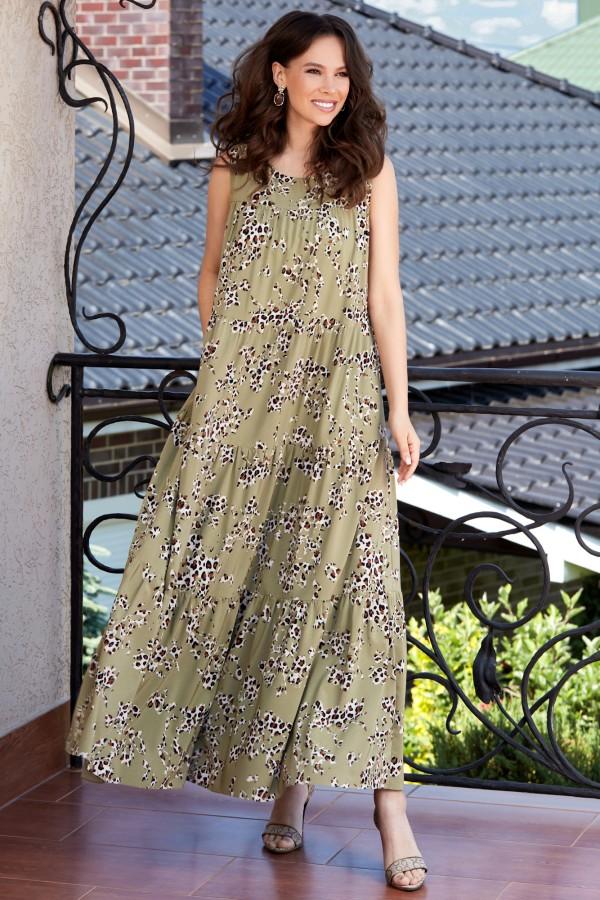 Платье-сарафан Л-1566