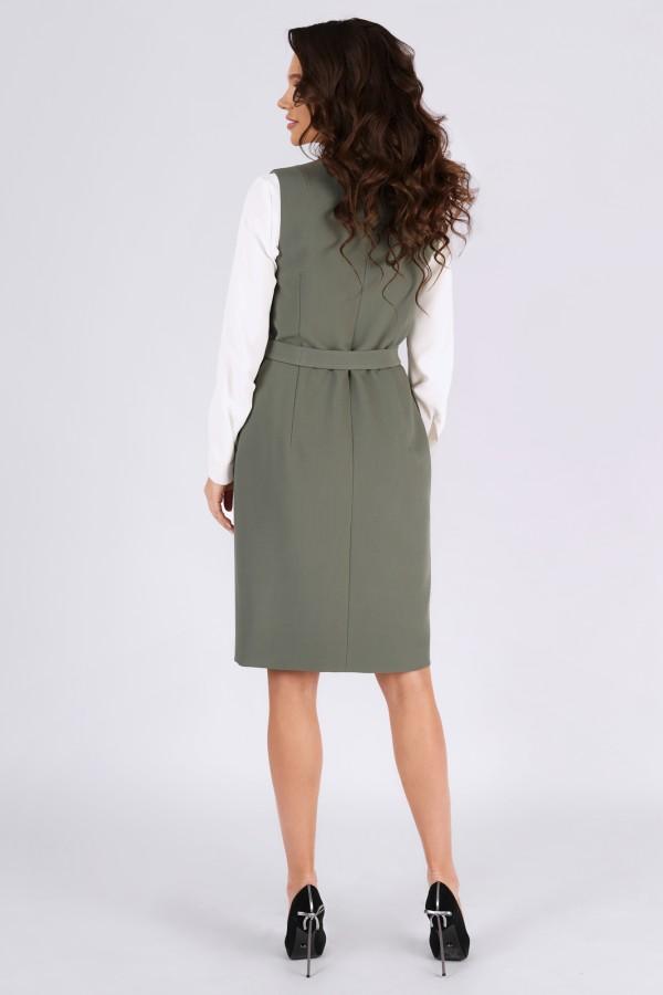 Платье-жилет Л-1460