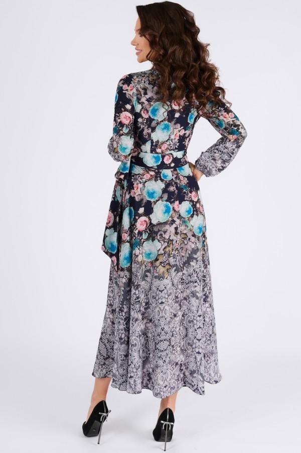 Платье Л-1417 ПРЕДЗАКАЗ