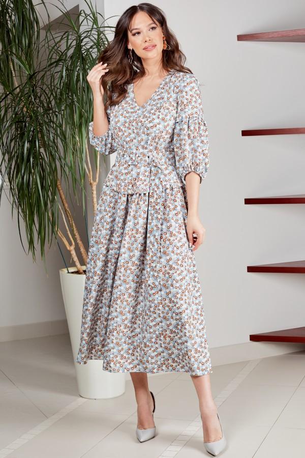 Платье Л-1496 ПРЕДЗАКАЗ